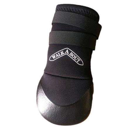 Dog boot from Walkabout Harnesses