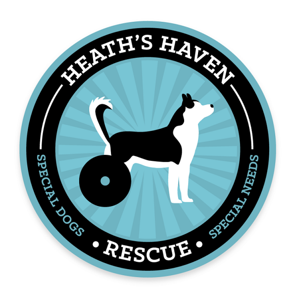 Heath's Haven Dog Rescue logo